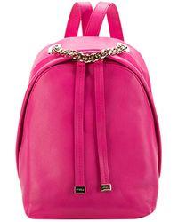 Furla - Mini Backpack Pinky - Lyst