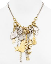 Marc By Marc Jacobs Heavy Metal Statement Necklace 18 - Lyst