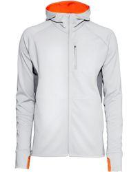 H&M Running Jacket gray - Lyst