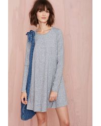 Nasty Gal Full Swing Dress - Lyst