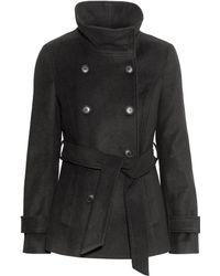 H&M Reefer Jacket - Black
