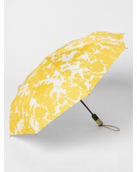 Gap Printed Umbrella - Yellow