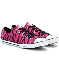 Converse Chuck Taylor Dainty All Star Low Sneakers - Lyst