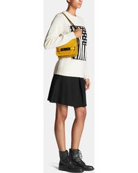 COACH | Small Swagger Shoulder Bag In Pebble Leather | Lyst