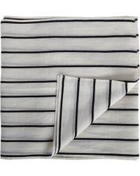 Ann Demeulemeester - Striped Scarf - Lyst