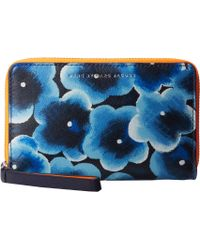 Marc By Marc Jacobs Sophisticato Aki Floral Wingman - Lyst