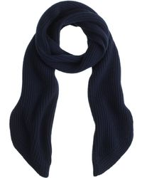 J.Crew Collection Ribbed Cashmere Scarf - Lyst