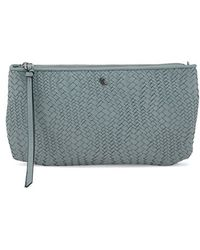 Elliott Lucca - 'bali 89' Woven Leather Convertible Crossbody Bag - Lyst