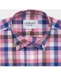 Ledbury The Clairmont Check multicolor - Lyst