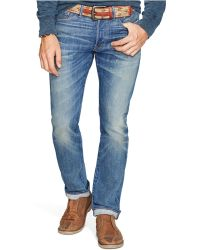 Denim \u0026 Supply Ralph Lauren - Scarsdale Slim-fit Jeans - Lyst