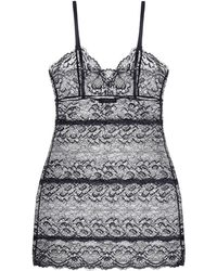 Samantha Chang | All Lace Full Slip | Lyst