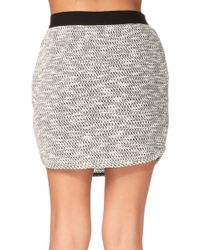 Volcom - Mini Skirt - Lyst