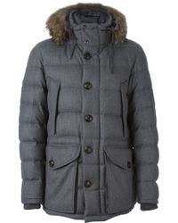 Moncler - 'rethel' Padded Jacket - Lyst
