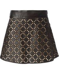 Jitrois - 'Edimbourg' Skirt - Lyst