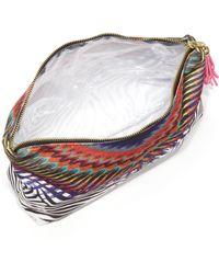 Pilyq - Print Bikini Bag - Lyst