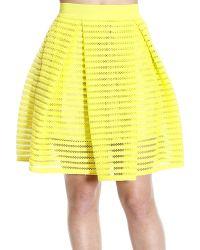 Pinko Skirt Woman - Lyst