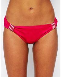 Freya Tootsie Low Rise Bikini Brief - Lyst