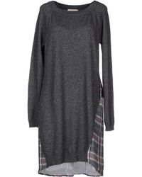 Guardaroba - Short Dress - Lyst