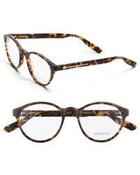 Jason Wu 'rhonda' 48mm Optical Glasses - Brown