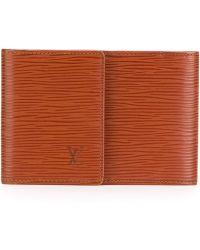 Louis Vuitton | Classic Wallet | Lyst