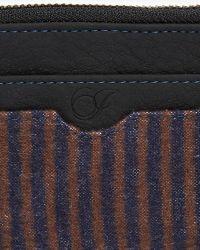 Icon Brand - Zip Wallet - Lyst