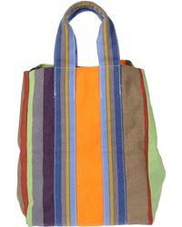 Epice Large Fabric Bag - Orange