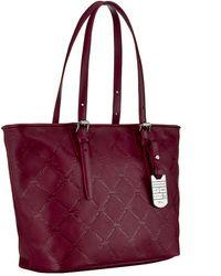 Longchamp Lm Cuir Shoulder Bag - Lyst