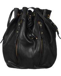 Petite Mendigote - Leather Bag - Fantomas - Lyst