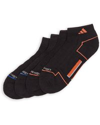 Adidas Two-Pack Climacool Performance Low Cut Socks - Lyst