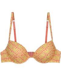 Moschino | pink Bra | Lyst