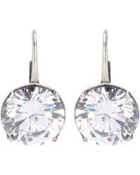 Bottega Veneta - Crystal Earrings - Lyst