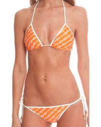 Jo De Mer - Triangle Bikini Set - Lyst