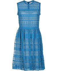 Yigal Azrouel Kneelength Dress - Lyst