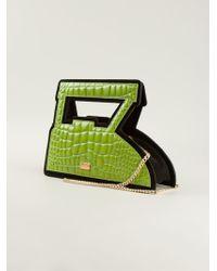 Moschino Cheap & Chic Iron-shaped Cross Body Bag - Lyst