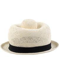 Lyst - Henrik Vibskov Hat in Natural 204332346fe