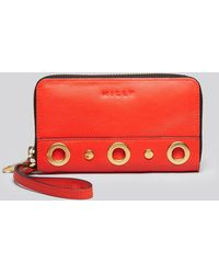 MILLY - Iphone 55s Wristlet Kent - Lyst