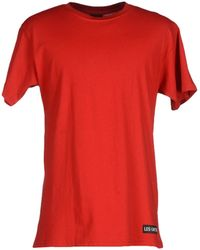 LES (ART)ISTS T-shirt - Red
