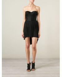 Maria Lucia Hohan Strapless Dress - Lyst
