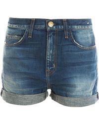 Current/Elliott West Coast Charmer Shorts - Lyst