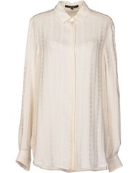 Gucci White Shirt - Lyst