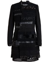Junya Watanabe Multifabric Collage Dress - Lyst