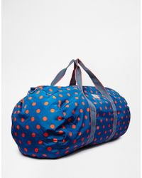 Cath Kidston - Large Foldaway Barrel Bag - Lyst