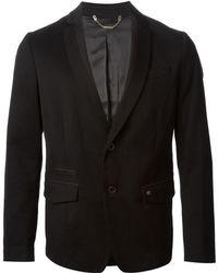 Diesel Black Tuxedo Jacket - Lyst