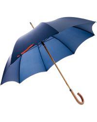 J.Crew London Undercover™ City Gent Lifesaver Umbrella - Blue