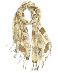 Ana Accessories Inc | Rainy Day Regal Scarf | Lyst