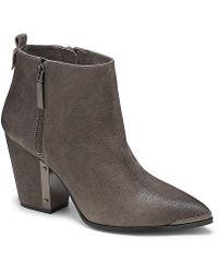 Vince Camuto Gray Amori - Lyst