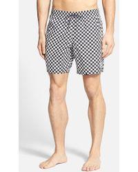 Vans 'Sloat Ii Decksider' Hybrid Shorts black - Lyst
