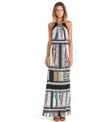 Diane Von Furstenberg Jordan Maxi Dress - Lyst