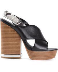 Ash 'Rebecca' Sandals - Lyst