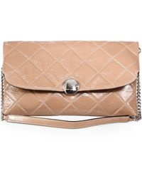 Marc Jacobs Quilted-Leather Jean Shoulder Bag - Lyst